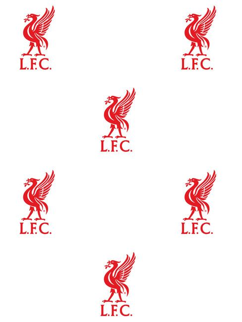 Liverpool Crest Wallpaper 10m