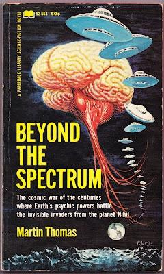 vintage sci-fi paperback book cover