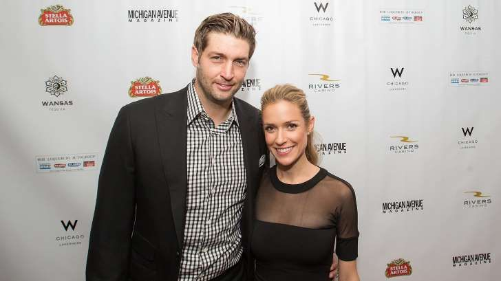 Jay Cutler's wife Kristin Cavallari suffered minor injuries in a car accident in Chicago January 2016