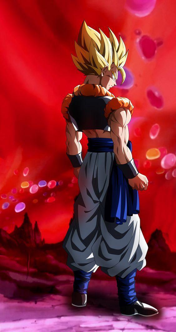 Powerful Gogeta Dbz Dbz Dragon Ball Dragon Ball Gt Dragon