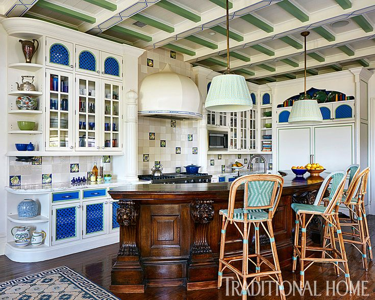 1000 images about kitchens we love on pinterest small for Lavish kitchen designs