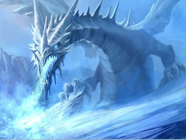 ice elemental dragons - photo #20