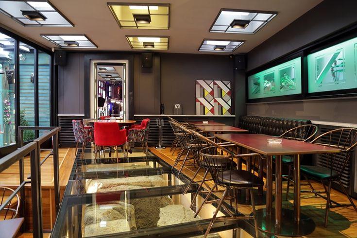 Bar Restaurant Belunga Athens #mexil #bar #restaurant