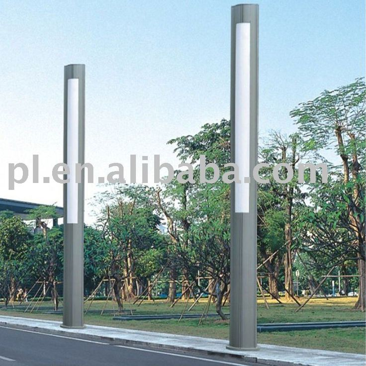Light Pole Design: New Design Aluminium Garden Light Landscape Light/pa-1202