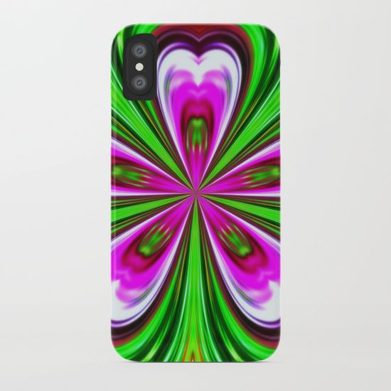 Abstract - Petals iPhone Case