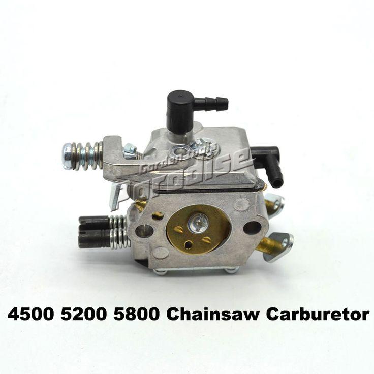 $8.80 (Buy here: https://alitems.com/g/1e8d114494ebda23ff8b16525dc3e8/?i=5&ulp=https%3A%2F%2Fwww.aliexpress.com%2Fitem%2F52cc-58cc-Chainsaw-Carburetor-with-HY-brand-Stable-Qaultiy-Color-Box-Packing%2F32295791118.html ) New 45cc 52cc 58cc Chain Saw Carburetor 4500 5200 5800 Chainsaw Carburetor with Good Brand Stable Qaultiy Color Box Packing for just $8.80