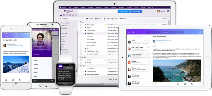 Account Key, a very powerful reason to switch to Yahoo Mail