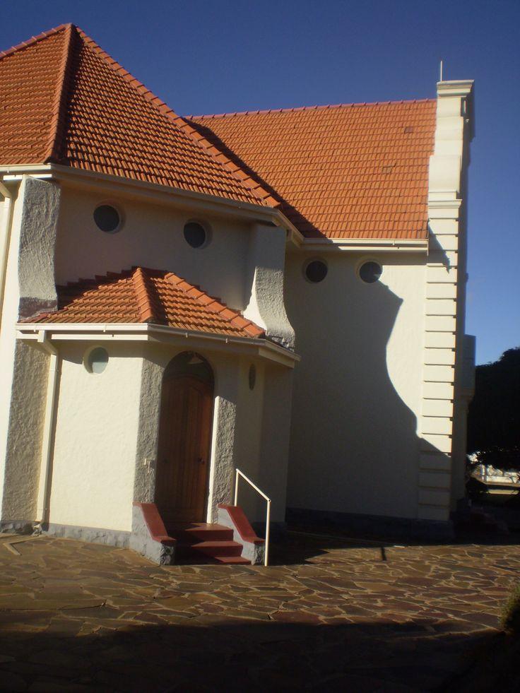 Gereformeerde kerk Bethulie South Africa
