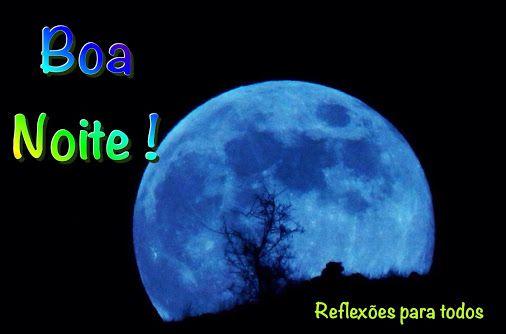 """Lua Azul é o nome que se dá para a segunda lua cheia que ocorre no mesmo mês, conforme ocorreu em agosto de 2012, ocorre em julho de 2015 e ocorrerá em janeiro de 2018. Visite nosso blog """"Reflexões Para Todos"""" e encontre lindas mensagens (clique na imagem)."""