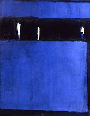 Pierre Soulages -- 1976