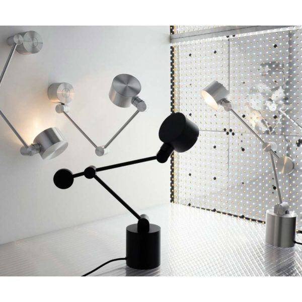 Boom Wall Light Black Unique Table Lamps Lamp Table Lamp Lighting