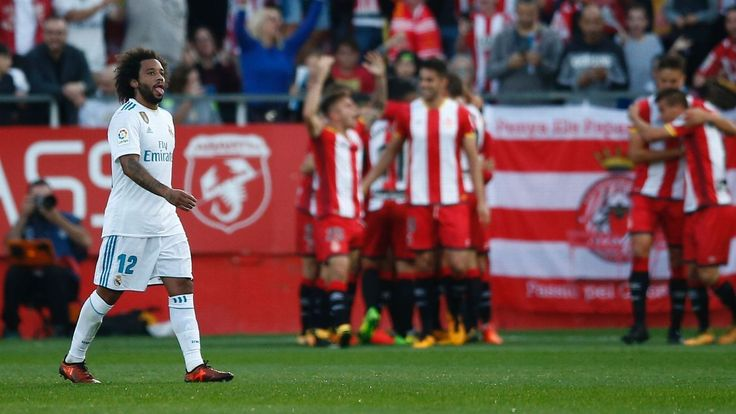 Naive Marcelo gets 4/10 in Real Madrid's shocking defeat at Girona