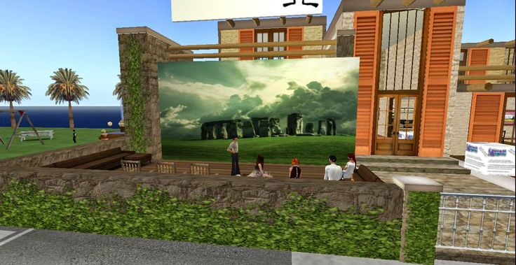angličtina online Learn It Town: Stonehenge