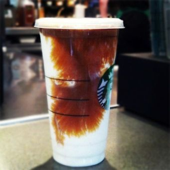 Affogato Frappuccino - 11 NEW Starbucks Secret Menu Frappuccinos to Try During Frappuccino Happy Hour