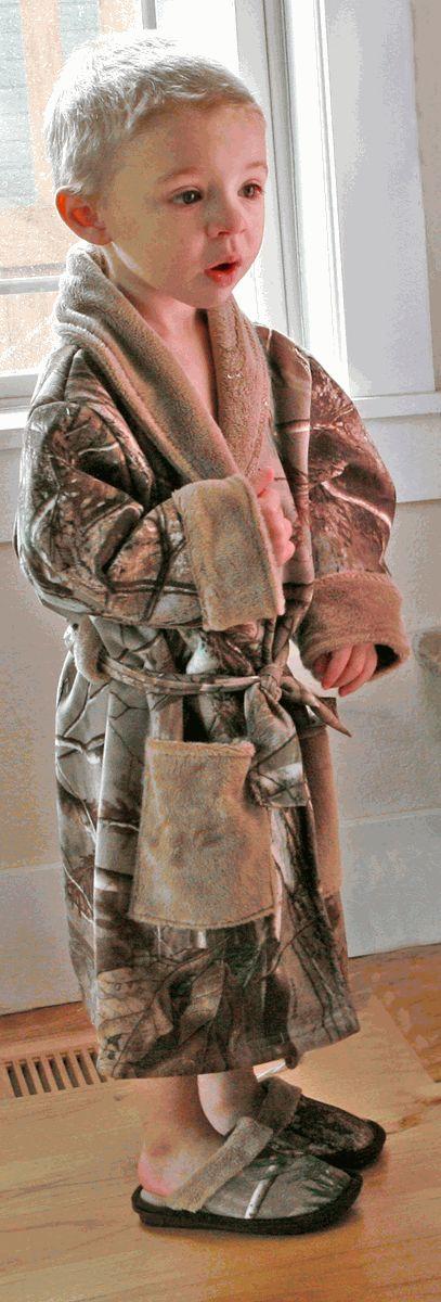 Realtree AP Camo Kids' Robe