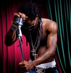 Lil Wayne.  Yep just put this man under my tree!