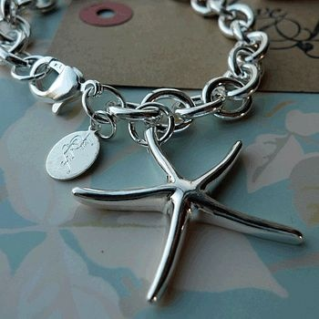 Fab....Chunky Starfish Bracelet ~ by Love & Life