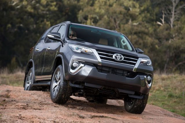 2019 Toyota Fortuner Hosts Comfort And Convenience Toyota Car Suv