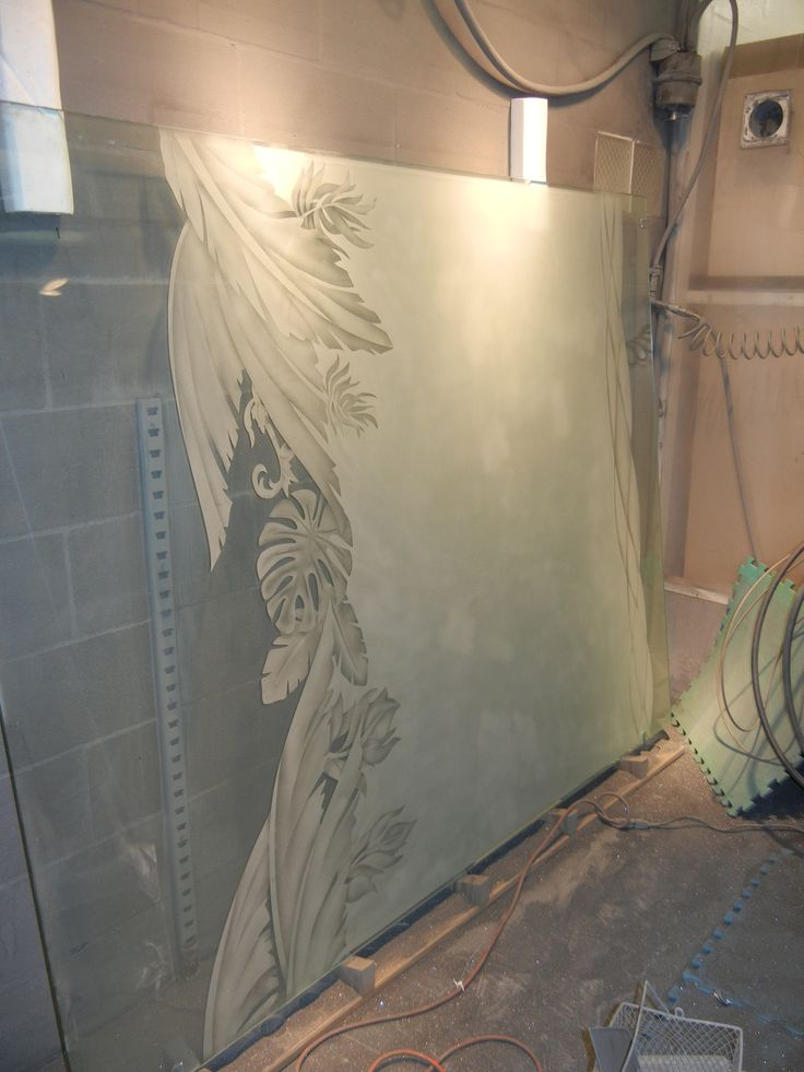 44 Best Images About Etched Glass Doors On Pinterest