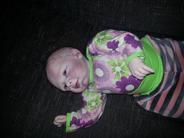 Johanna, reborn baby