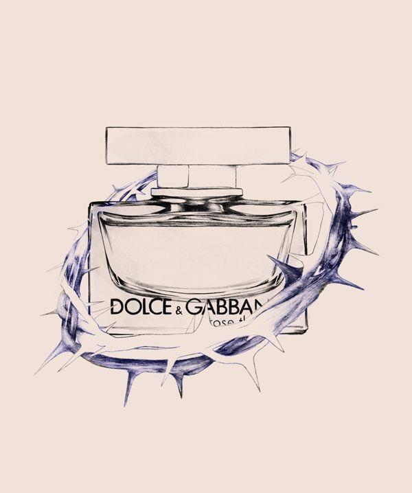 Atelier Parfum on Behance