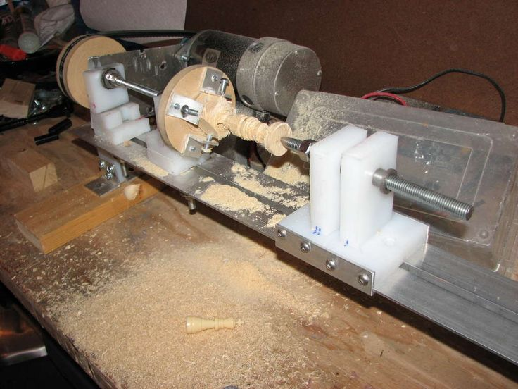 14 Best Images About Wood Lathe Diy On Pinterest