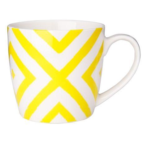Diagonal Mug   Freedom Furniture and Homewares