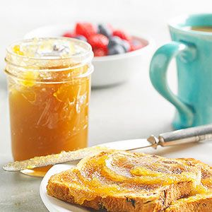Caramel Apple Jam From Better Homes and Gardens, ideas and improvement projects for your home and garden plus recipes and entertaining ideas.