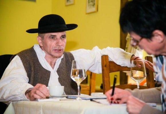 O discuție de poveste cu Grigore Leșe!