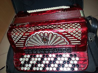Akkordeon accordion acordeon fisarmonica Accordion SCANDALLI Made In ITALY - http://musical-instruments.goshoppins.com/accordion-concertina/akkordeon-accordion-acordeon-fisarmonica-accordion-scandalli-made-in-italy/