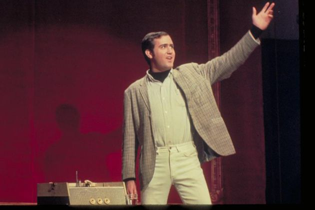Andy Kaufman. Mighty Mouse. Genius.