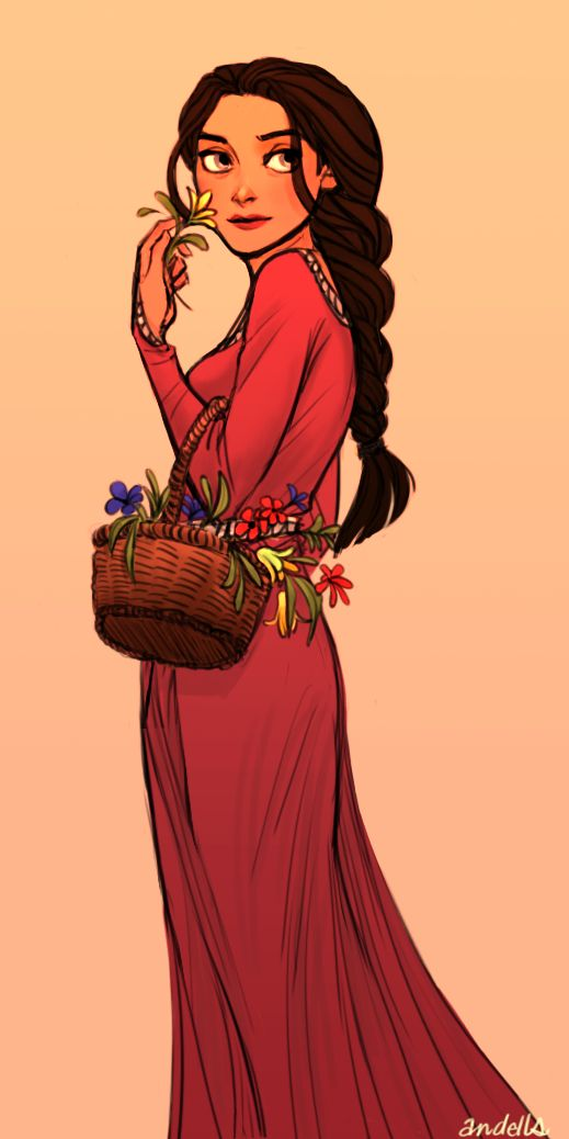 Young Mother Gothel