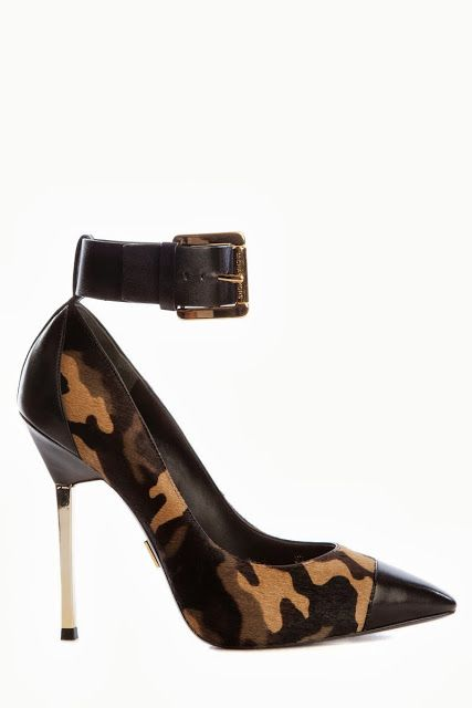 MICHAEL KORS | camo |= (ACCESSORIES SHOW)
