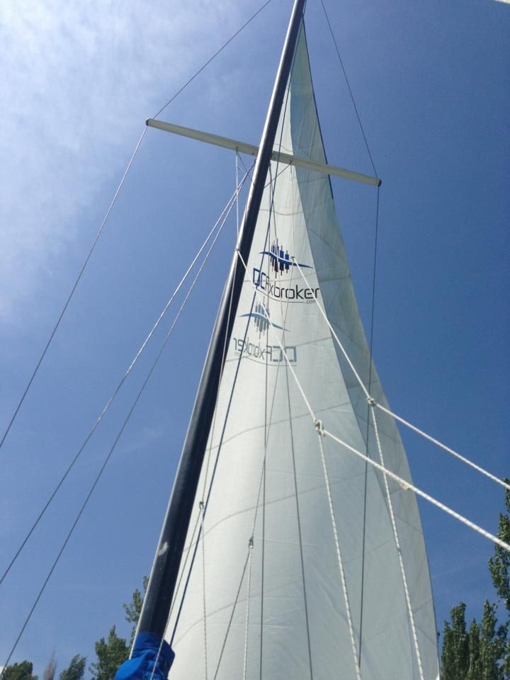 Dcfxbroker sailboat