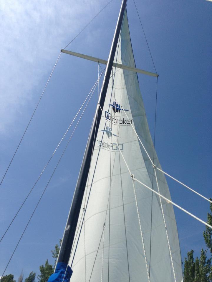 Dcfxbroker sailboat