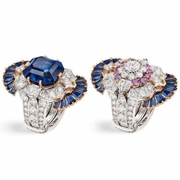 LE SECRET JEWELRY COLLECTION BY VAN CLEEF & ARPELS| #limitededition #baselshows #basel #vancleefarpels #jewelry #mostexpensive | http://www.baselshows.com/most-expensive-2/le-secret-jewelry-collection-by-van-cleef-arpels