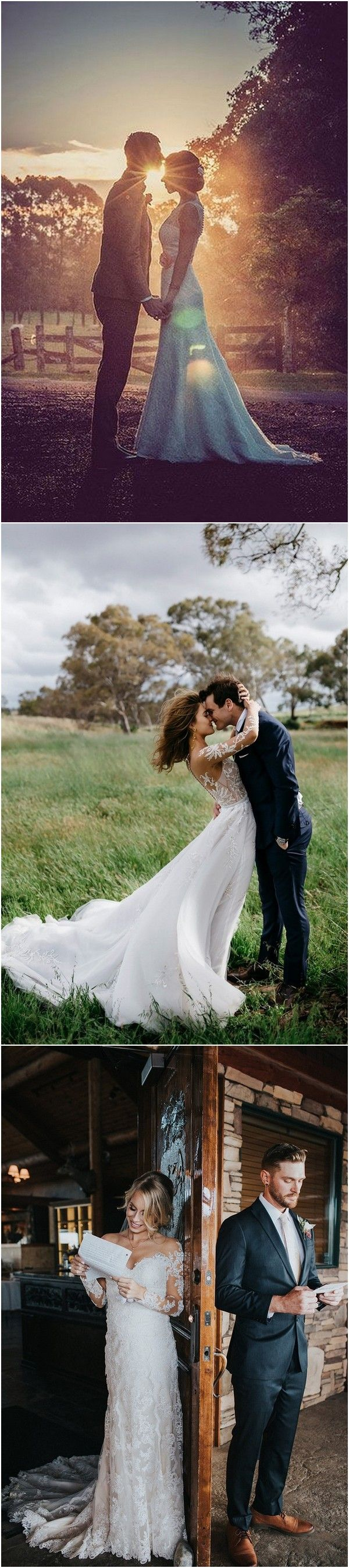 Romantic bride and groom wedding photo ideas #wedding #weddingphotos #weddingideas