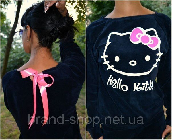 Костюм AliExpress Сhildren clothing sets Hello Kitty - отзывы
