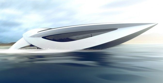 McLaren Volare – Gran Turismo Speed Yacht Concept   Top Concept Mega Yachts, we only one day hope to fabricate a boat cover for this yacht in Chicago! www.chicagomarinecanvas.com