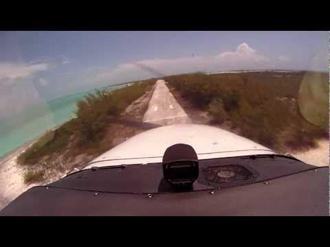 (FarEast'11) Landing at Norman's Cay in Bahamas - http://www.nopasc.org/fareast11-landing-at-normans-cay-in-bahamas/