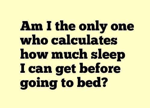 Yep! Every night.