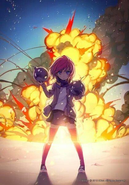BOMB3r Girl BANG EXPLOSION