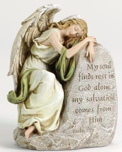 Reclining Angel Memorial Figurine #memorials #miscarriageinfantloss  #sympathygifts #memorialgifts #condolencegifts #expressingsympathy #grief  Htu2026