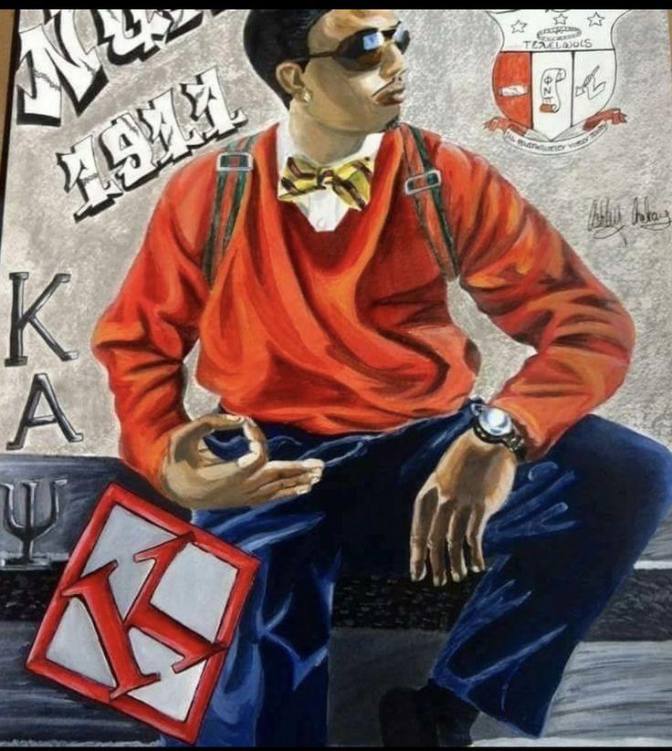 Kappa Alpha Psi Fraternity Style