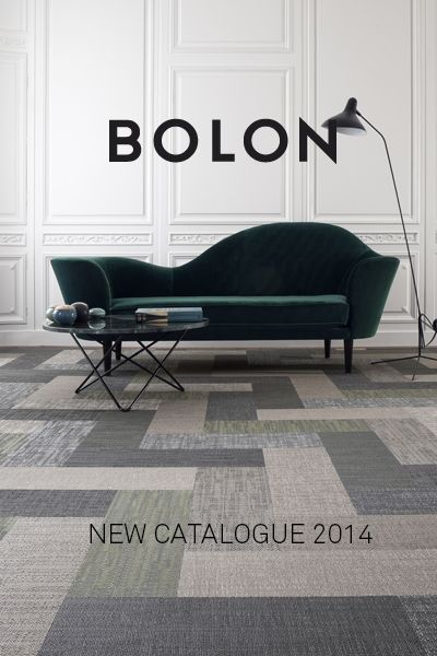 New Product Catalogue from Bolon which includes all the latest additions to the different flooring collections
