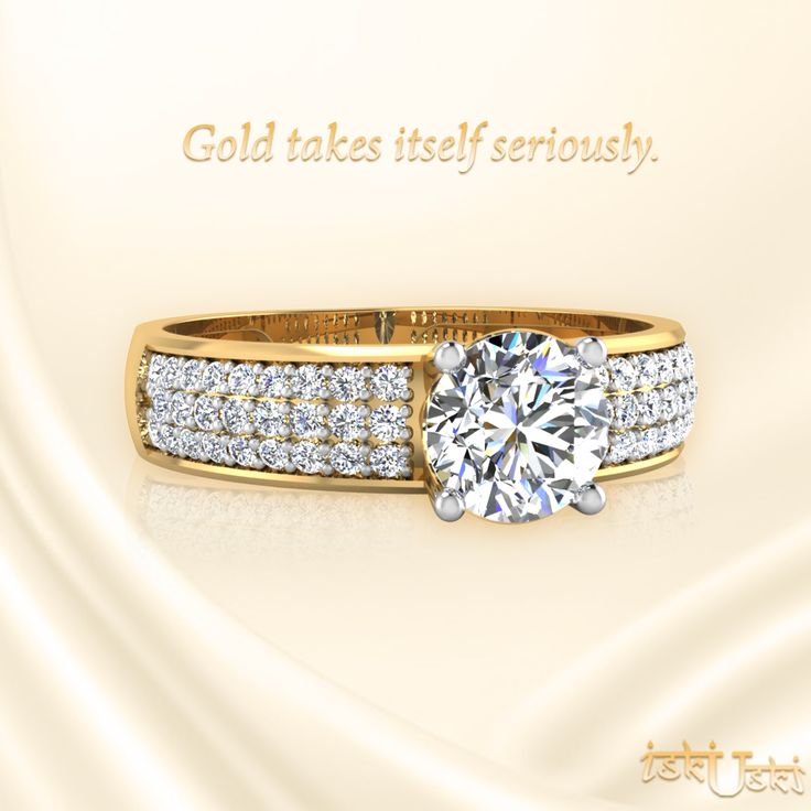 Buy Engagement Rings at iskiuski.com, stylish selection of solitaire, multi-diamond & engagement ring sets available in gold, white gold & rose gold bands.