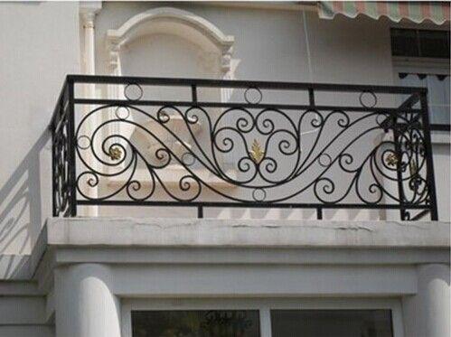 Las 25 mejores ideas sobre escaleras de hierro forjado en - Balcones de forja antiguos ...