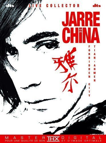 Jarre, Jean-Michel - Jarre In China [Édition Collector] (2005)