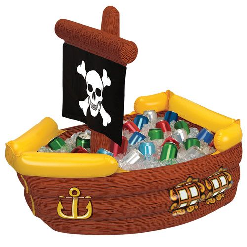 jake and the neverland pirates birthday cake decorations | jake and the neverland pirates party supplies pirate inflatable ship