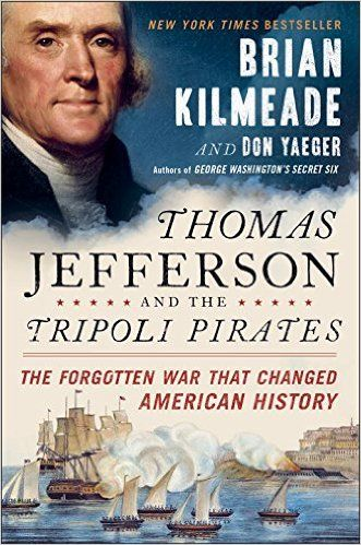 Thomas Jefferson and the Tripoli Pirates. Click on the book cover to request this title at the Bill or Gales Ferry Libraries. 12/15